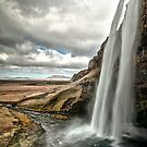 Seljalandsfoss by Caleb Ward
