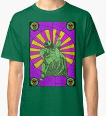 Sackcloth and bugs - stained glass villains Classic T-Shirt