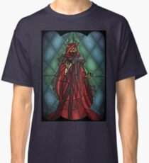 King of the undead - Stained Glass Villains Classic T-Shirt