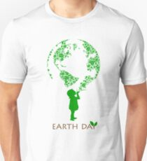 Earth Day Child T-Shirt