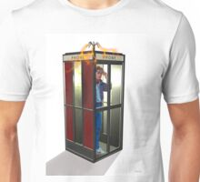 Bill, Ted & Marty ! Back to the Future / Excellent Adventure Mash! Unisex T-Shirt