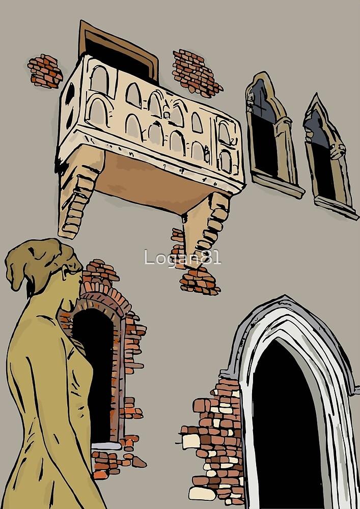 Juliet's home,Verona Italy by Logan81