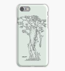 Treebeard & Tree Spirit iPhone Case/Skin