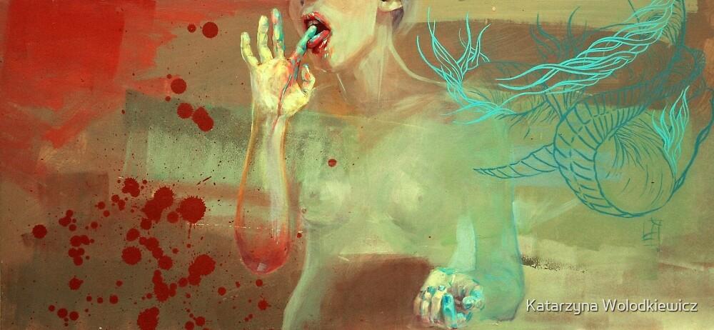 Insanely by Katarzyna Wolodkiewicz