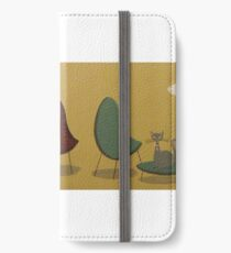 Musical Chairs iPhone Wallet/Case/Skin