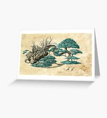 Ancient One Greeting Card