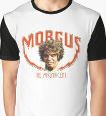 MORGUS: THE MAGNIFICENT Graphic T-Shirt