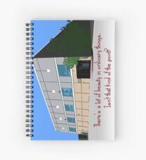 Pam's Art Rotated - Custom for Spiral Notebook Spiral Notebook
