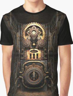 Infernal Steampunk Vintage Machine #4 phone cases Graphic T-Shirt