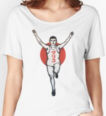 Glico Man Women's Relaxed Fit T-Shirt