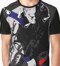 Panthro - distressed Graphic T-Shirt