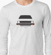 MK2 simple front end design Long Sleeve T-Shirt