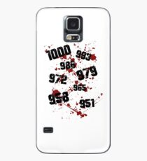 1000 minus 7 Tokyo Ghoul Case/Skin for Samsung Galaxy