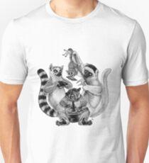 Science Lemurs Unisex T-Shirt
