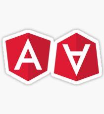Angular 2 Dual Sticker