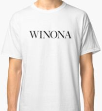 Camiseta clásica WINONA