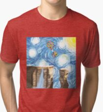 Up in the Sky Tri-blend T-Shirt