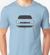 MK6 simple front end design Unisex T-Shirt