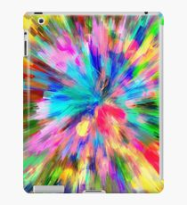 Colorful Abstract Merchandise iPad Case/Skin