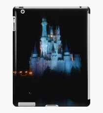 Magic Kingdom Castle and Water iPad Case/Skin