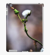 Flower weed iPad Case/Skin