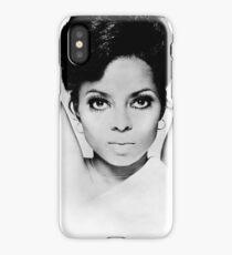 DIANA ROSS FACE GRAPH iPhone Case/Skin