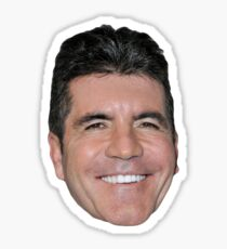 Simon Cowell Sticker