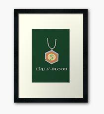 Half-Blood  Framed Print
