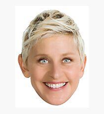 Ellen DeGeneres Photographic Print