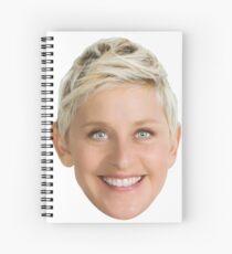 Ellen DeGeneres Spiralblock