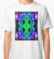 Alien Snowflake Classic T-Shirt