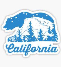 California. Sticker