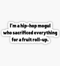 Fruit Roll Up Stickers Redbubble