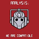 We Are Compatible (Cyberman) by PersonalGenius