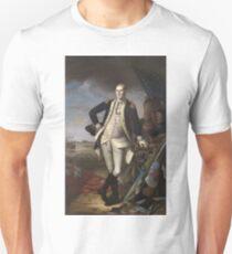 Vintage famous art - Charles Willson Peale - George Washington T-Shirt