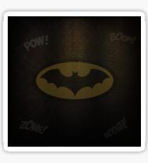 Bat Signal Sticker