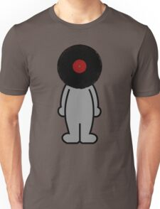 Vinylized!!! Vinyl Records DJ Music Man T-Shirt