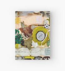 Stub Your Big Toe Hardcover Journal