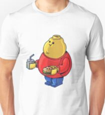 FAT Lego Boy  Unisex T-Shirt