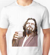 Big Lebowski DUDE Portrait Unisex T-Shirt
