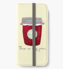 This is my jam! iPhone Wallet/Case/Skin