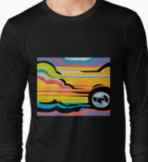 Fast Car - Abstract Graphic T-Shirt