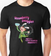 Rick & Morty - Strawberry Smiggles T-Shirt