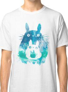 My Neighbor Totoro Watercolor  Classic T-Shirt