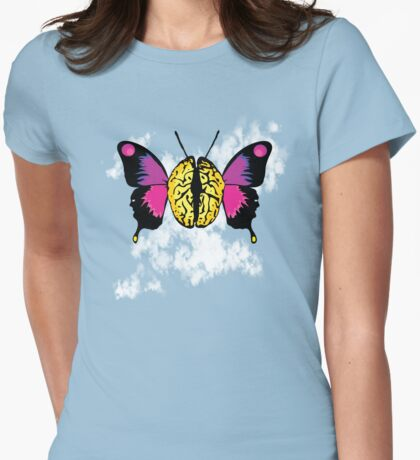 Visualize! Dream! Spread Your Mind's Wings T-Shirt