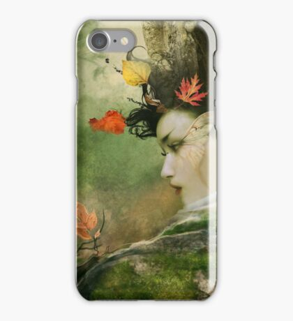 Spirit of Place iPhone Case/Skin
