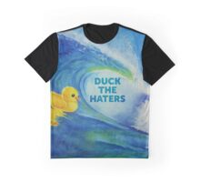 Duck the Haters Graphic T-Shirt