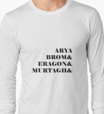 Eragon names T-Shirt