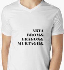 Eragon names Men's V-Neck T-Shirt