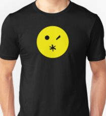 Preacher - Arseface - Yellow Clean T-Shirt
